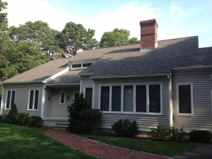 New Roof, 35 Squares in One Day in Cotuit, MA