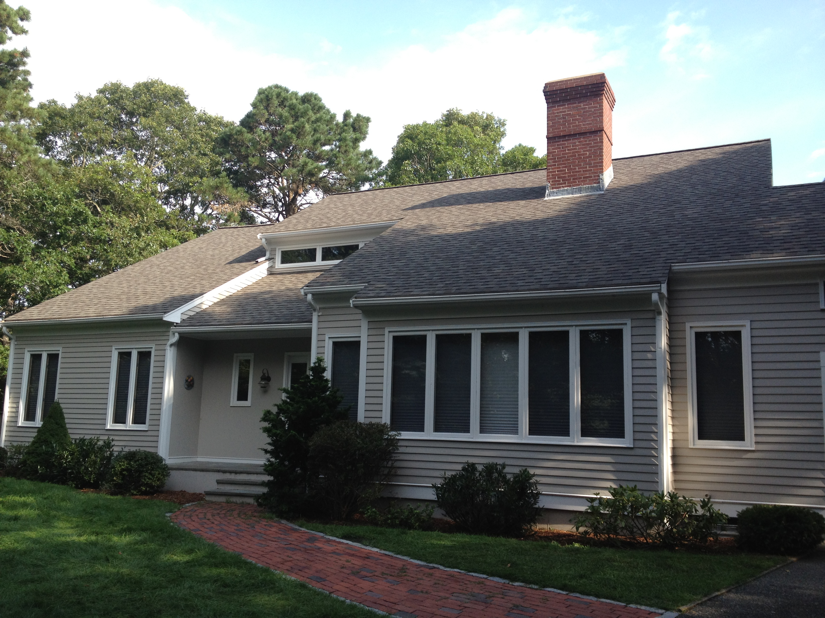 Photo Gallery Roofing Siding And Gutters Cape Cod