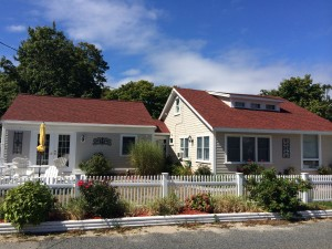 New Roof and Exterior Trim in Dennis, MA by CCHILLC