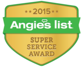 Cape Cod Home Improvement wins Angie's List Super Service Award in 2015