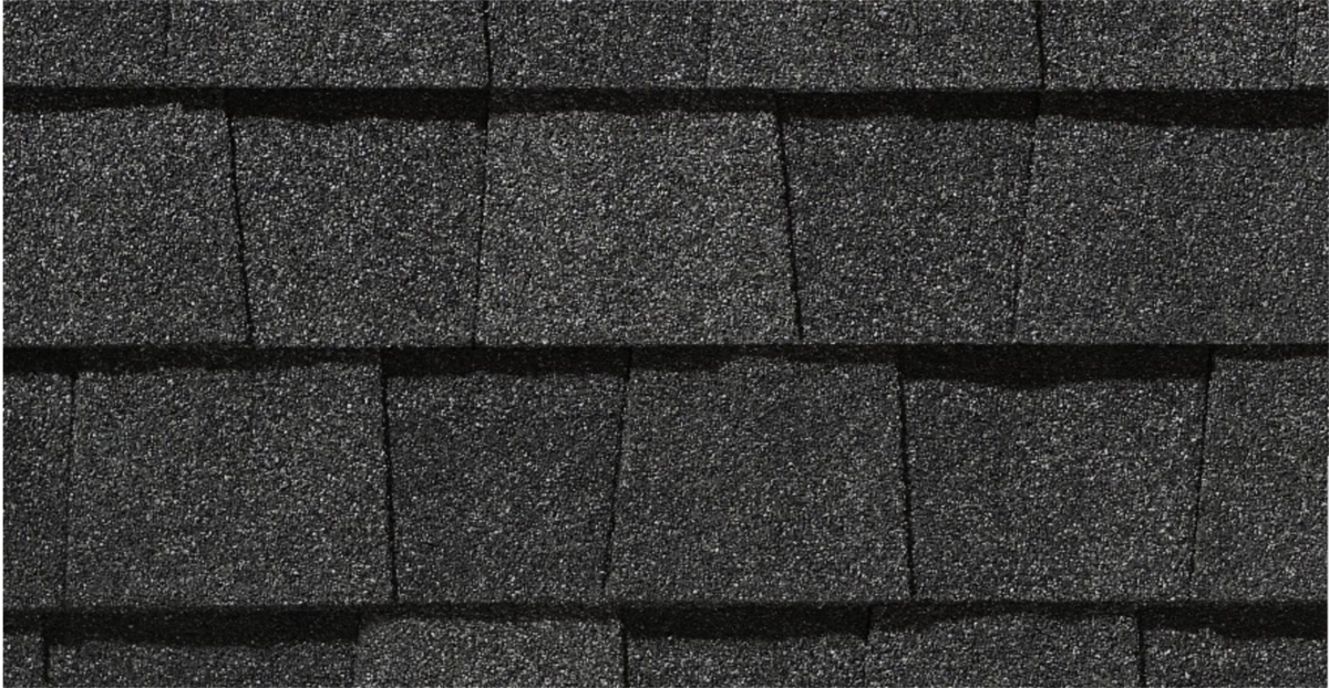 CertainTeed roof shingles, pewterwood color