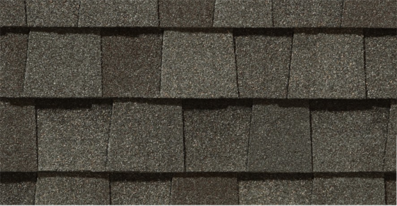 CertainTeed roof shingles, weathered wood color