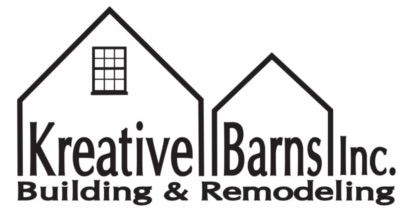 Kreative Barns Building and Remodeling logo