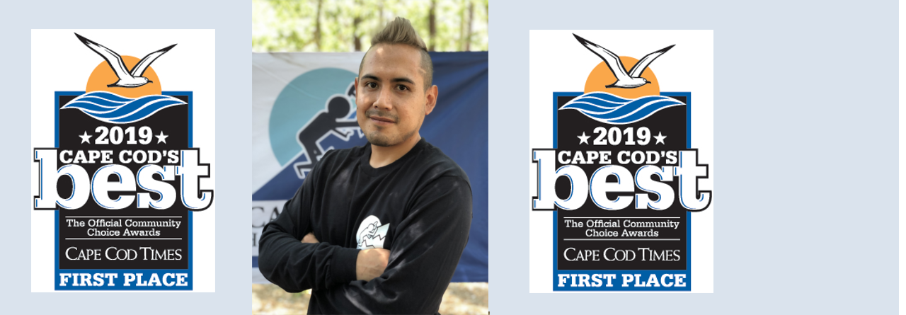 First Roofer on Cape Cod with 100 Angie's List Reviews