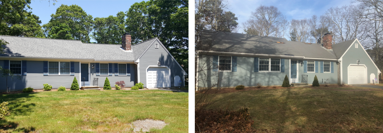 Cape Cod's First Choice for Roofing