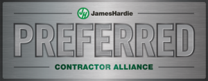 Preferred Contractor with James Hardie